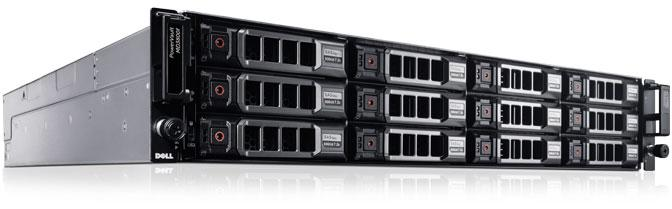 PowerVault MD3 Fibre Channel