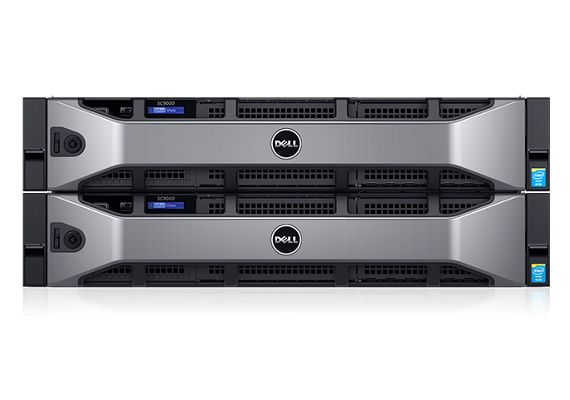 Dell EMC SC9000 Storage Array